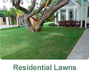 Hi Quality Turf Residential Lawns banner